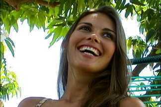 Revista entrevista modelo internacional que nasceu em Jaú - Em entrevista, Francine Pantaleão dá dicas para meninas que queremparticipar do concurso Garota Revista