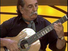 Lucio Yanel no Galpão Crioulo - Músico foi indicado ao Prêmio Açoriano de Música, na categoria disco regional