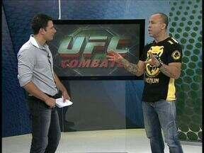 Wanderlei Silva busca novos talentos em reality show - Um dos pioneiros do MMA, lutador paranaense comanda equipe no Ultimate Fighter
