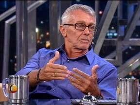 Paulo Sergio Valle fala sobre seu livro O Homem que venceu Getúlio Vargas - O compositor está lançando o livro sobre seu avô, Eurico de Freitas Valle, ex-governador do Pará