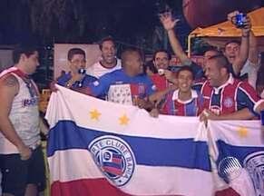Bahia tem torcida organizada no município de Barreiras - A TOTT, Torcida Organizada Turma Tricolor, é a primeira torcida organizada do time no oeste do estado.