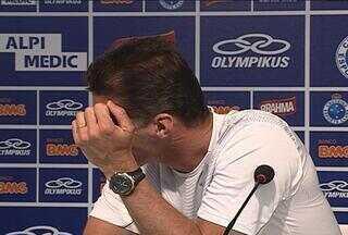 Mancini também faz suspense com equipe do Cruzeiro - Técnico não revela o time para o clássico