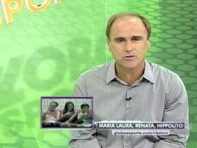 Envie o seu vídeo e participe da transmissão de Inter e São Luiz pelo Gauchão - Para participar, basta enviar sua opinião ou pergunta para ser respondida ao vivo durante a partida.