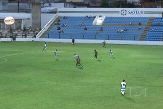 Sampaio e Viana empatam no Nhozinho Santos - Tricolor segue sem vencer o time vianense, mas lidera o segundo turno do Maranhense