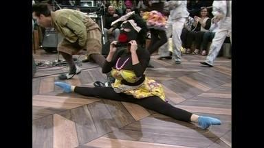 Circo Roda fala sobre o espetáculo Caravana – memórias de um picadeiro - Grupo também faz uma performance incrível no Altas Horas