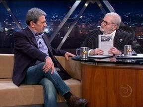 Jô entrevista Angelo Iacocca - O jornalista é autor do livro 'Ponto Chic', que conta a história dos 90 anos do bar mais tradicional de São Paulo