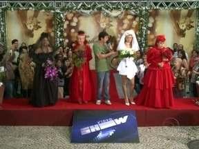 Túnel do Tempo Fashion Week relembra os casamentos mais loucos da ficção - Bruno De Luca comanda esta homenagem no mês das noivas