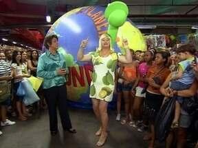 Casseta & Planeta Vai Fundo – Programa do dia 25/05/2012, na íntegra - O Casseta & Planeta Vai Fundo dá voz à mulherada e entra na intimidade das mulheres brasileiras