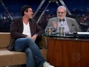 Jô Soares recebe Marcos Veras - O ator e comediante falou de sua vida e carreira.