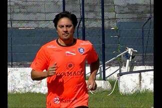 Remo apresenta o zagueiro Ávalos - Ex-atleta do Santos chega para reforçar o setor defensivo do Leão