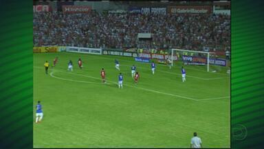 Náutico fica no zero com o Cruzeiro - Timbu jogou no estádio dos Aflitos