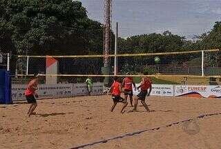 Campo Grande sedia sexta etapa do circuito estadual de vôlei de praia - Confira as disputas da sexta etapa do circuito estadual de vôlei de praia, em Campo Grande.