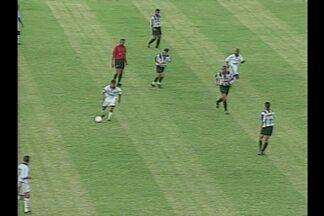 Treze e Corinthians empatam em 2 a 2 no Estádio Amigão pela Copa do Brasil de 1999 - Era a primeira vez que o Treze passava de fase na competição nacional. Time empatou em Campina Grande, na partida de ida. Depois, após novo empate, seria eliminado nos pênaltis.