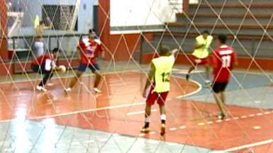 Times se preparam para segunda fase do estadual da Copa Centro América - No futsal tem rodada pela Copa Centro América. É a segunda fase do estadual. E o Sinop está no grupo A de Itaúba.