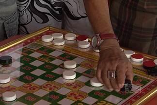 Torneio de damas é realizado em São Luís - Competição é disputada há nove anos e conta com participação do jogador Dotinha