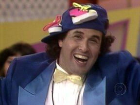 Túnel do Tempo: Há 20 anos, estreava na Globo o Show do Mallandro - Programa trazia brincadeiras e muitas atrações