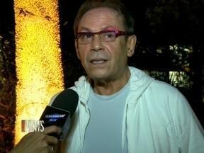 Vídeo Show News: José Wilker é o 'muso' de Jorge Amado - Ator está no novo remake de Gabriela