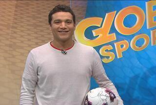 Marcos Leandro apresenta os destaques do GE/MG desta sexta-feira - Saiba como concorrer a uma bola autografada por Ronaldinho Gaúcho.