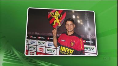 Cicinho é o novo reforço do Sport - Lateral passou pelo São Paulo, Real Madrid, Roma e Seleção