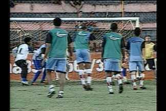 Campinense recebe Petrolina em casa pela Série D do Campeonato Brasileiro - Jogo acontece no próximo domingo. Ben-Hur, Diego Padilha, Madson e Potita, não recuperados de lesões, ficam de fora da partida.