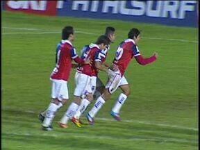Veja os gols de Paraná Clube 2 x 0 Joinville pela sétima rodada da Série B do Brasileiro - Veja os gols de Paraná Clube 2 x 0 Joinville pela sétima rodada da Série B do Brasileiro