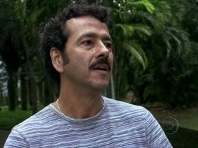 Marcos Palmeira recorda seus pares românticos da ficção: 'Sou um cara de sorte' - Ator participa do quadro Como Não Amar