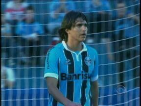 Dupla de ataque gremista costumava ser carrasca do Atlético-MG nos tempos de Cruzeiro - Kleber e Moreno jogaram no Cruzeiro.