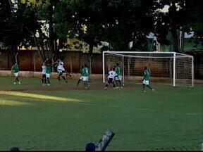 Juniores do Uberlândia Esporte aproveita boa fase na temporada - Equipe está com 100% de aproveitamento na seletiva para o Mineiro