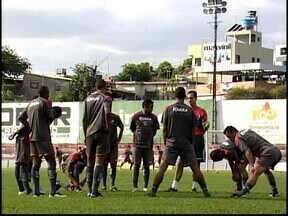 Guarani-MG volta aos treinos depois da estreia com derrota - Nesta quinta-feira, time faz um jogo amistoso contra o sub-20 do Cruzeiro, no Farião, às 15h30