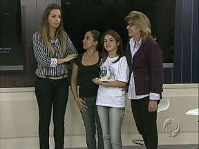 Prêmios do Televisando o Futuro são entregues nas sedes da RPCTV - Cada regional da RPCTV entregou aos vencedores ontem o prêmio do projeto Televisando o Futuro.