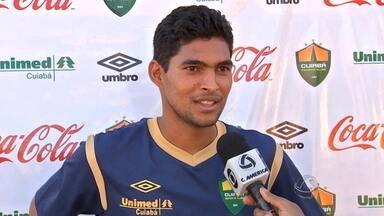 Cuiabá fala sobre o início do Campeonato Brasileiro da Série C - Mato Grosso têm duas equipes na competição. O Cuiabá, que vem mantendo a rotina de treinos, vai estrear em casa contra o Icasa, do Ceará. E o Luverdense, que joga contra o Paysandu, em Belém do Pará.