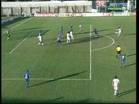 Paraná satisfeito com empate fora de casa - Tricolor soma um ponto contra São Caetano e segue entre os primeiros da Série B do Brasileirão