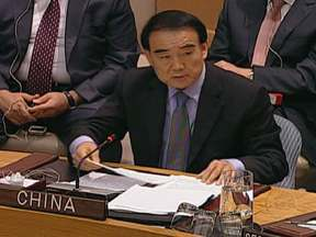 Rússia e China impedem a adoção de medidas da ONU contra a Síria - A proposta previa a imposição de sanções caso o governo sírio não retire as tropas das ruas em até dez dias. A Rússia afirmou que as medidas podem abrir caminho para uma intervenção militar. Os chineses disseram que a resolução não pune os rebeldes.