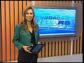 Novo programete de notícias no ar a partir de segunda-feira! Redação RS - Além do Bom dia Rio Grande, Jornal do Almoço e RBS Notícias, você vai poder se atualizar, de segunda a sexta-feira, com o programete de notícias.