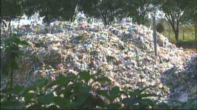Cooperativa em Araraquara trabalha na reciclagem de isopor - Material nem sempre é recolhido por falta de estrutura ou de informação.