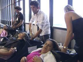 Salão Cosmética é realizado em Salvador até este domingo em Salvador - Tem novidades para todos os tipos de cabelos, peles e gostos.