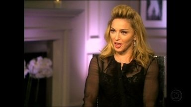 Zeca Camargo fala sobre entrevista com Madonna - Jornalista lembra que já entrevistou a cantora em 2000 e não pôde falar com ela sobre a gravidez