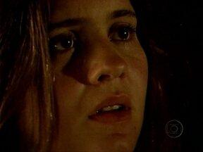 Novelão: Marina e Leo ficam presos em uma gruta, em Pedra Sobre Pedra - Nesta terça, dia 31, faz 20 anos que o último capítulo foi ao ar