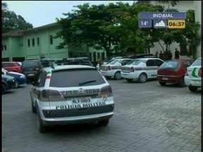 Investigações sobre morte de policial militar morto continuam em Joinville - O policial estava de folga quando tentou conter um assalto e acabou morto.