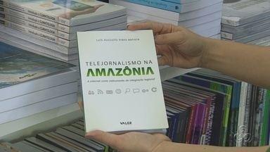 Novo livro aborda história do telejornalismo na Amazônia - 'Telejornalismo na Amazônia' traça linha do tempo da imprensa no AM.