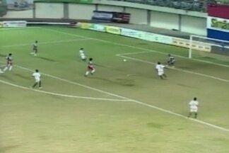 Sampaio goleia o Araguaína, em Tocantins - Com a vitória o time maranhense chegou aos 12 pontos no grupo A2 da Série D e os tocantinenses seguem em terceiro, com três pontos ganhos