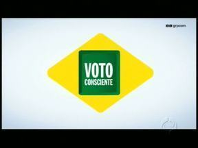 GRPCOM lança campanha para alertar os eleitores da importância de escolher os candidatos - A campanha para o voto consciente começou no fim de semana