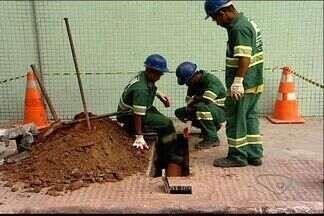Morador de Vitória tem que ligar o esgoto de casa na rede da Cesan - Segundo a Cesan, 145 mil moradores ainda precisam fazer a ligação de esgoto.