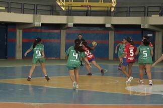 Raimundo Corrêa estreia com vitória na fase final dos JEMs - Primeira rodada da última fase dos Jogos Escolares Maranhenses começou no último sábado