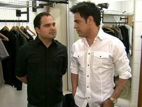 Os bastidores da participação de Zezé Di Camargo e Luciano, em Cheias de Charme - Eles participaram do reality show de Chayene