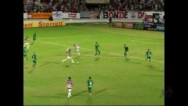 Icasa perde de goleada para o Santa Cruz por 4 a 0 - Veja os gols no vídeo.