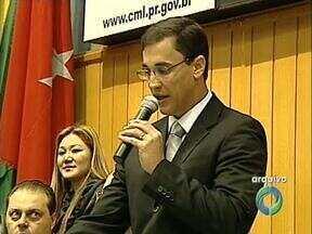Justiça mantém Barbosa Neto na disputa para a prefeitura de Londrina - O juiz eleitoral negou pedido do Ministério Público e manteve a candidatura do ex-prefeito. Na semana passada Barbosa Neto teve o mandato cassado pela Câmara de vereadores.