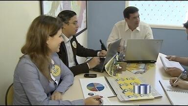 Veja como foi o dia dos candidatos a prefeito de São José dos Campos (SP) - Situação da GM foi o principal assunto abordado pelos prefeituráveis.