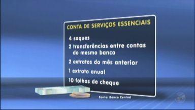 Bancos são obrigados a oferecer conta gratuita com serviços essenciais - Instituto de Defesa do COnsumidor descobriu que muitos bancos dificultam contratação dessa conta.