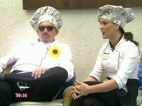 Relembre como Adriana Birolli e Falcão foram para a Panela de Pressão - Assista ao vídeo da Prova da Galinhada, realizada ontem pelos participantes